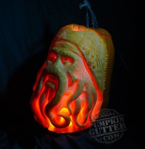 pumpkins halloween Pirates of the Caribbean carving - 8364466944