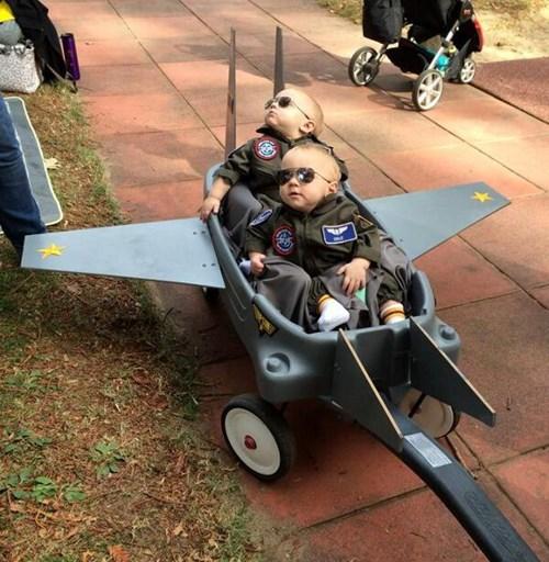 costume wagon baby halloween parenting pilot - 8365172992