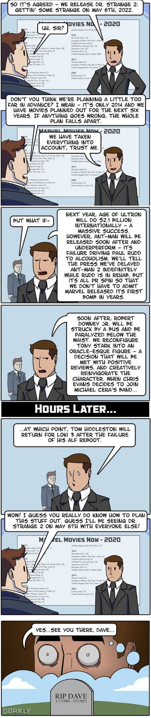 marvel dorkly mcu web comics - 8365312256