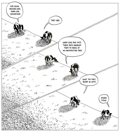 nature mindwarp cows web comics - 8365524992