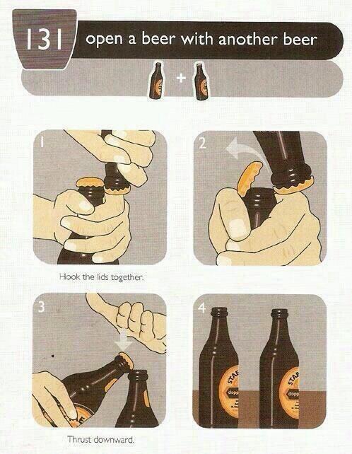 beer bottle opener funny - 8365608704