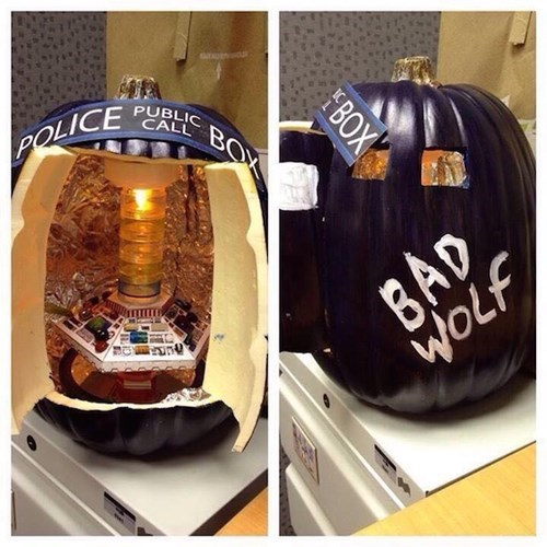 pumpkins halloween nerdgasm doctor who g rated win - 8365616128