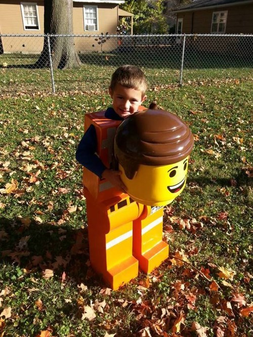 lego movie costume lego halloween - 8365622016