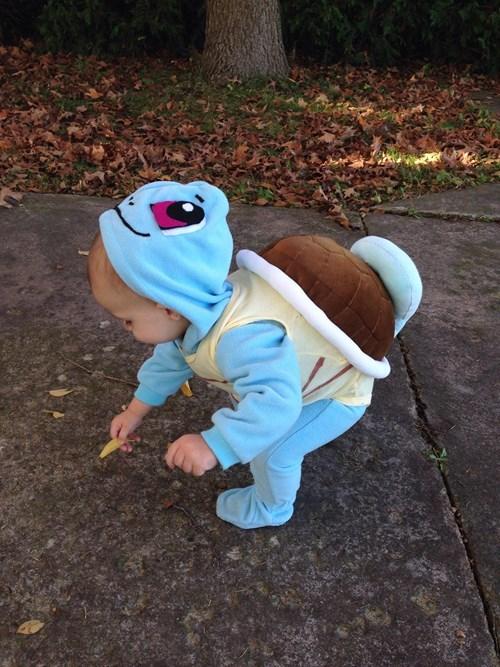 halloween costumes,Pokémon,kids,halloween,squirtle,parenting