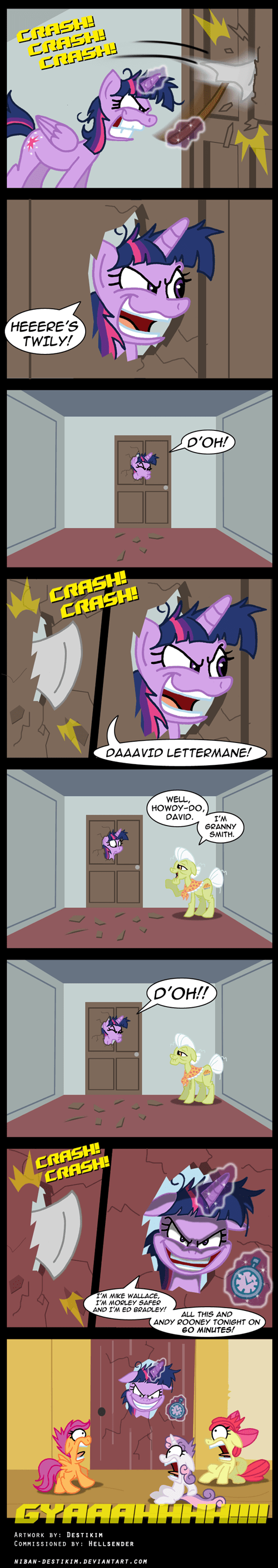 the shining the simpsons twilight sparkle - 8365788672