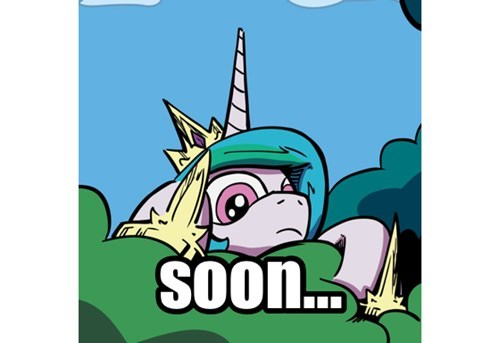 princess celestia SOON