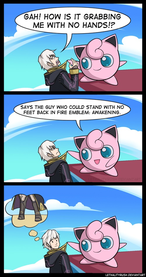 jigglypuff super smash bros robin - 8367615744