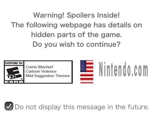 spoiler warning nintendo - 8367644416
