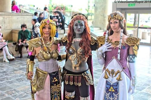 cosplay Ganondorf zelda - 8367714816