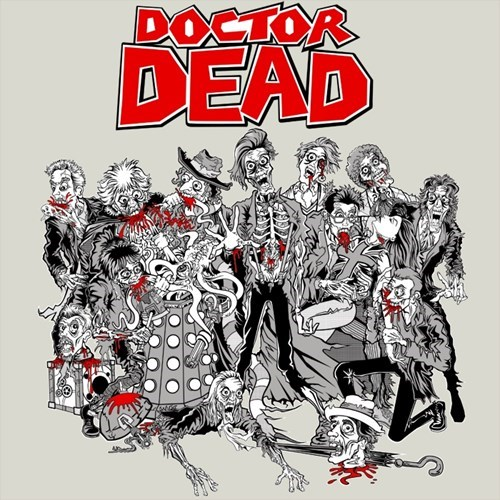 regeneration the doctor zombie tshirts - 8367881472