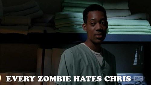 everybody hates chris The Walking Dead - 8367917056