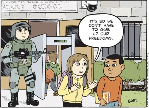 guns,freedom,sad but true,america,web comics