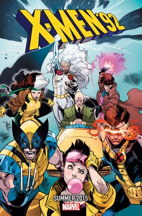 comic books xmen 90s - 8368258304
