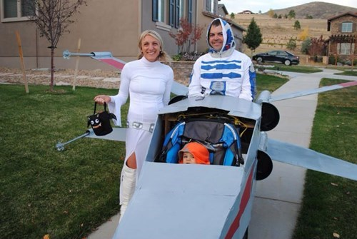 costume,baby,star wars,halloween,parenting,stroller