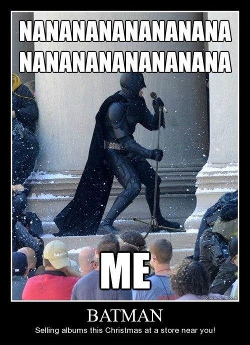 batman christmas funny Songs - 8368345088