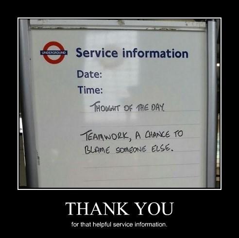 funny London information underground - 8368347648