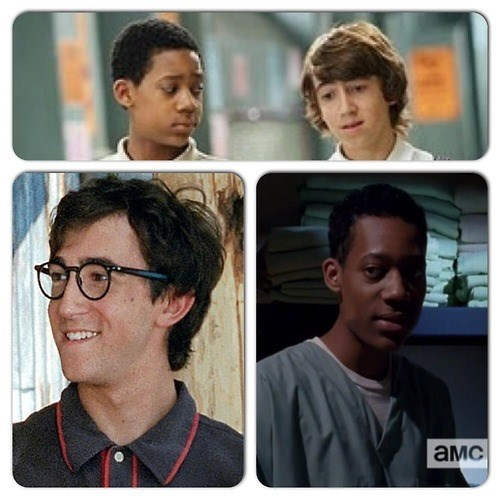 everybody hates chris The Walking Dead - 8368362752