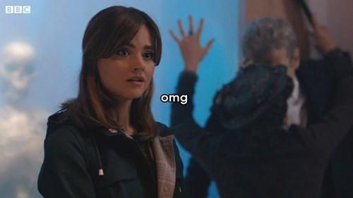 clara oswin oswald,missy,12th Doctor