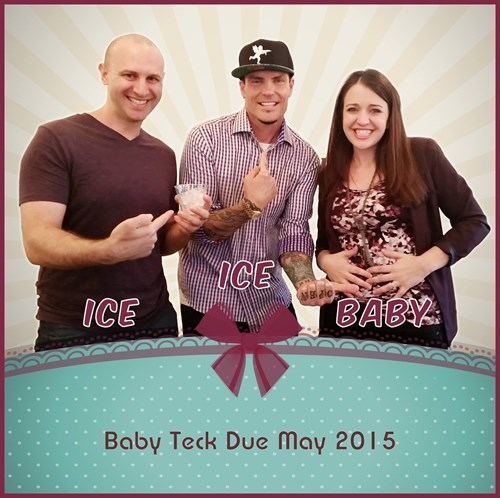 Vanilla Ice parenting pregnant announcement - 8368482560
