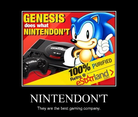 NINTENDON'T They are the best gaming company.