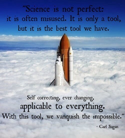 carl sagan beauty science quote - 8368691456