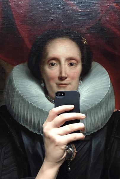 art,instagram,selfie