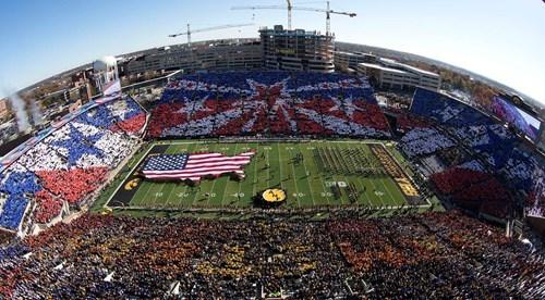 Iowa football college football - 8369117952
