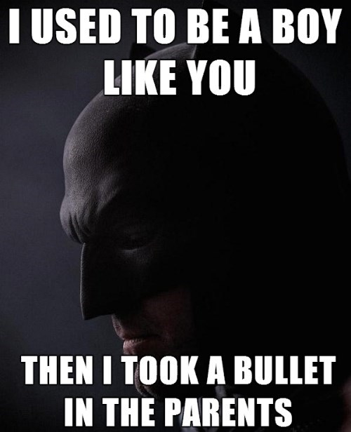 Memes,batman,arrow to the knee