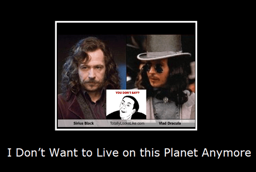 sirius black funny planet dracula