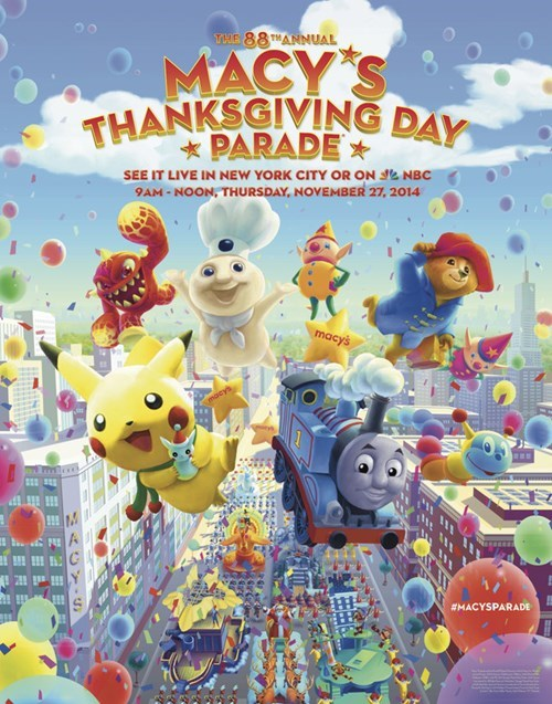Pokémon thanksgiving pikachu - 8369339392