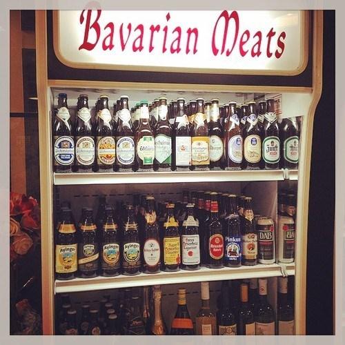 beer bavaria funny meat - 8369401344