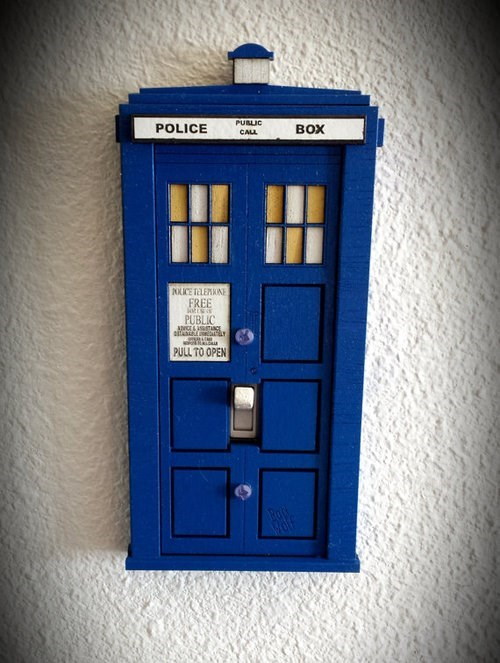 lights tardis for sale doctor who - 8369415936