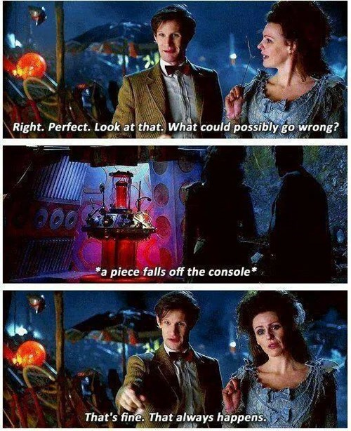 11th Doctor consoles tardis - 8369456128