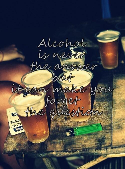 beer drinking funny reason - 8369469952