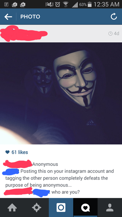 anonymous,instagram,kids these days