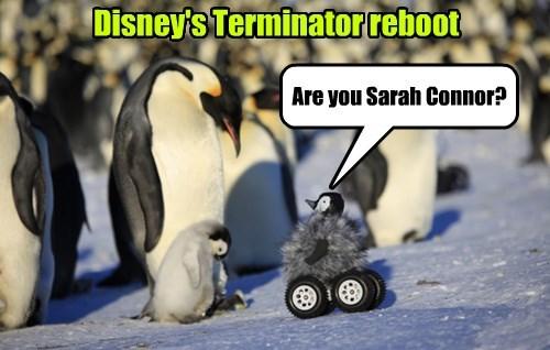 disney terminator penguin - 8369678848