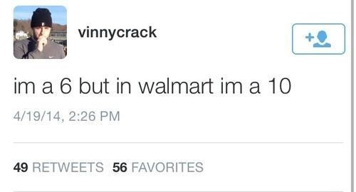 Walmart twitter dating - 8369685248