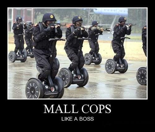 wtf segwey funny mall cops - 8370332928