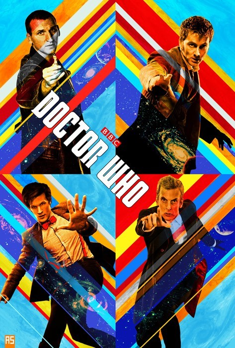 poster guardians of the galaxy the doctor regeneration - 8370465280