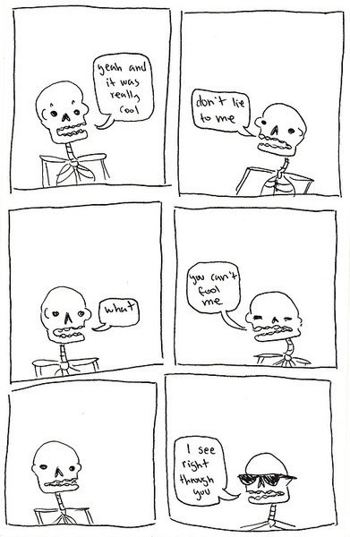 cool bones skeleton web comics - 8370521088