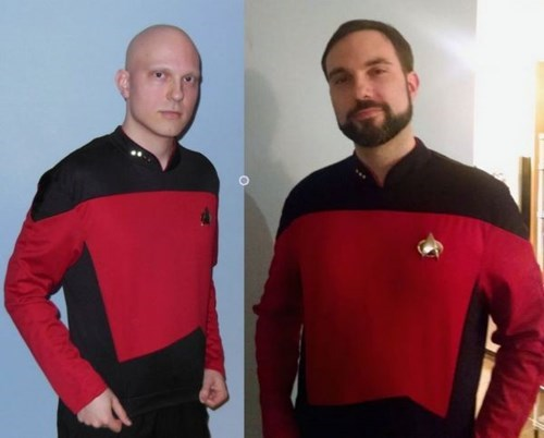 costume,restoring faith in humanity week,cancer,Star Trek,g rated,win