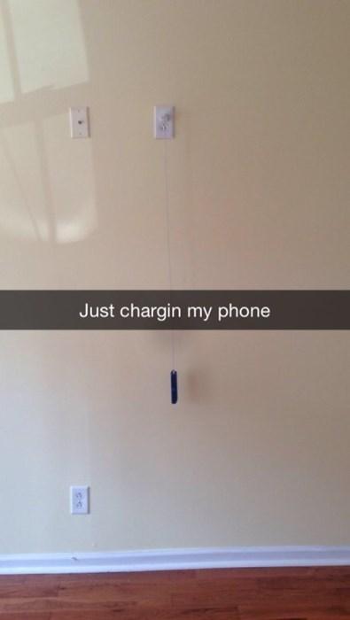 snapchat charger Awkward phone phone charger - 8370584576