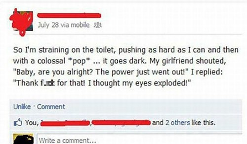 gross,close call,bathroom,failbook