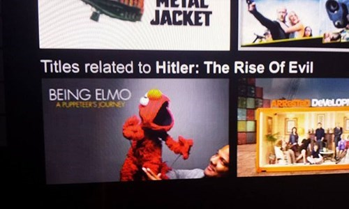 accidental racism elmo netflix - 8370604544