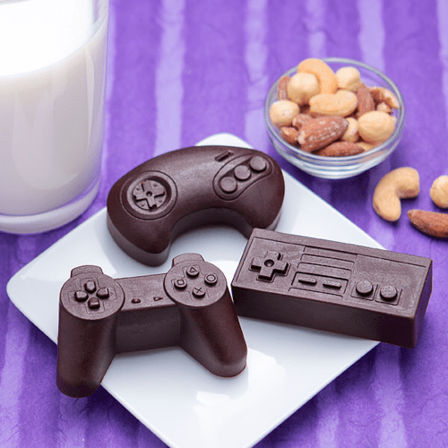 controller old school awesome chocolate funny - 8370759424