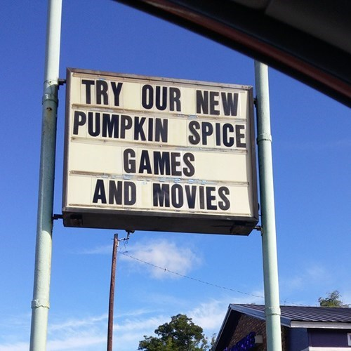 sign wtf pumpkins funny