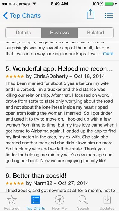 awesome funny online dating wtf tinder - 8370815232