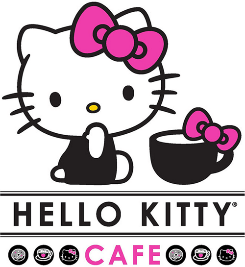 los angeles california kawaii hello kitty cafe