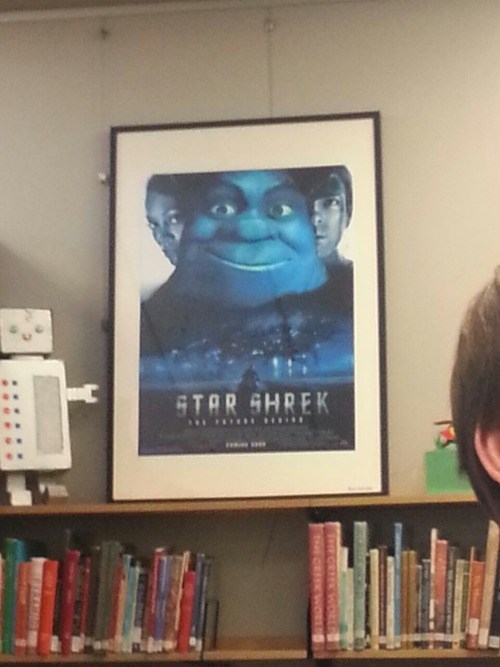 movies,star shrek,Star Trek,shrek
