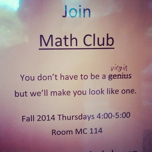 math club,nerds,math